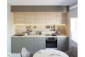 Современная Кухня 030 - Мебельная фабрика «Ре-Форма»