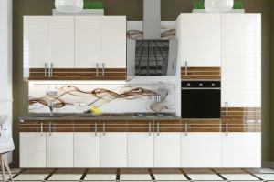 Современная кухня - Мебельная фабрика «Акварель»