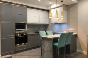 Современная кухня - Мебельная фабрика «Меркурий»