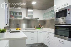 Современная КУХНЯ №29 - Мебельная фабрика «Философия мебели»