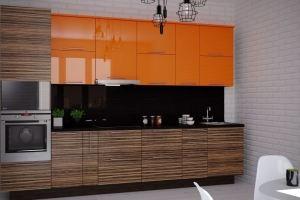 Современная кухня 8 - Мебельная фабрика «Вертикаль»