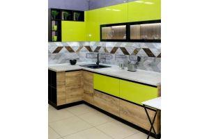 Современная кухня Аризона - Мебельная фабрика «Дэрия»