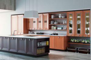 Современная кухня Арт - Мебельная фабрика «Энли»