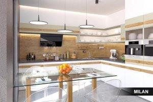 Современная кухня ATENY - Мебельная фабрика «Milan»