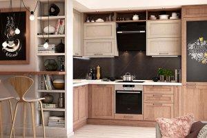Современная кухня БРИТТ - Мебельная фабрика «Лорена»
