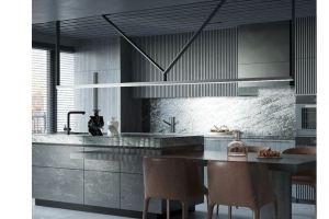 Современная кухня Канте - Мебельная фабрика «VELDE»