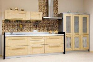 Современная кухня Кортина - Мебельная фабрика «MipoLine»