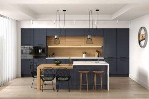Современная кухня Line - Мебельная фабрика «ЯВИД»