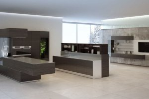 Современная кухня LOFT - Мебельная фабрика «Giulia Novars»