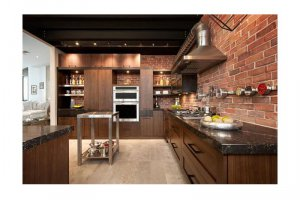 Современная кухня лофт - Мебельная фабрика «КухниДар»
