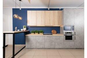 Современная кухня Лофт - Мебельная фабрика «Хомма»