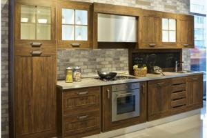 Современная кухня Лофт Винтаж - Мебельная фабрика «Атлас-Люкс»
