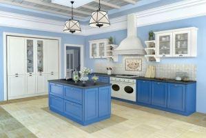 Современная кухня Мария - Мебельная фабрика «Виктория»
