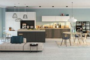 Современная кухня Натали - Мебельная фабрика «ГеосИдеал»