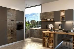 Современная кухня Невада - Мебельная фабрика «ЛЕКО»