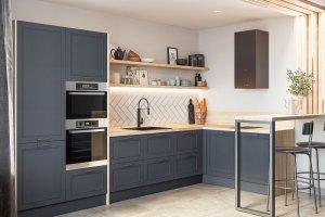 Современная кухня Николь - Мебельная фабрика «LORENA кухни (Лорена)»