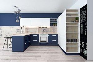 Современная кухня Оксфорд - Мебельная фабрика «Линда»