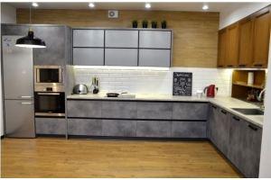 Современная кухня Ольга Венеция - Мебельная фабрика «Rits»