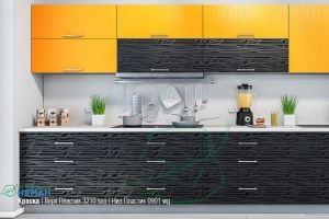Современная кухня Пластик 1 - Мебельная фабрика «Мебель-Неман»