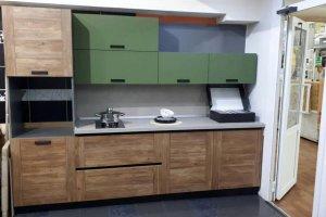 Современная кухня прямая - Мебельная фабрика «Мебель Хаус»