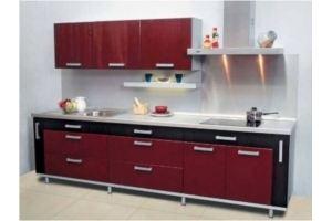 Современная кухня прямая - Мебельная фабрика «La Ko Sta»