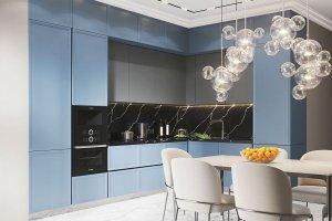 Современная кухня Ронда New - Мебельная фабрика «GRETA»