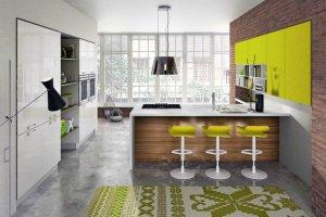 Современная кухня СПЕКТРА NEW - Мебельная фабрика «Рими (Интерстиль)»