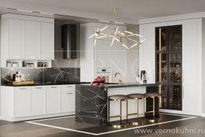 Современная кухня Темпо - Мебельная фабрика «ВерноКухни»