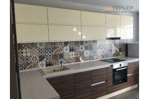 Современная кухня угловая - Мебельная фабрика «Интерьер»