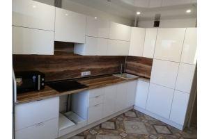 Современная кухня угловая - Мебельная фабрика «Смоленскмебель»
