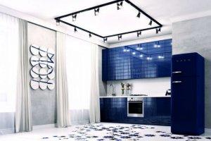 Современная кухня Vita - Мебельная фабрика «Евроньюформ»