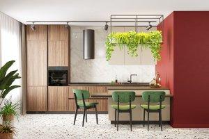 Современная кухня Вита - Мебельная фабрика «ВерноКухни»