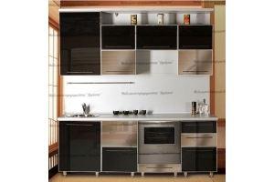 Современная кухня из пластика - Мебельная фабрика «Древека»