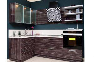 Современная маленькая кухня - Мебельная фабрика «Агата»
