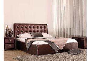 Современная практичная кровать Ривьера  - Мебельная фабрика «Perrino»