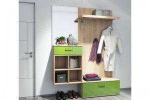 Современная прихожая Ар-Деко - Мебельная фабрика «Первая мебельная фабрика»
