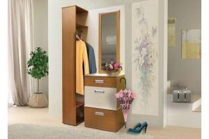 Современная прихожая Неаполь 1 - Мебельная фабрика «Балтика мебель»