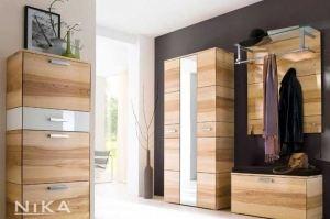 Современная прихожая Стелла PRH21 - Мебельная фабрика «NIKA premium»