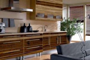 Современная прямая кухня - Мебельная фабрика «МЫ (ИП Золотухин С.В.)»