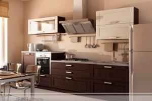 Современная прямая кухня Рио - Мебельная фабрика «Ника-Стиль»
