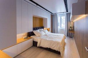 Современная спальня - Мебельная фабрика «Алгаир»