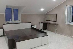 Современная спальня - Мебельная фабрика «Папа Карло»