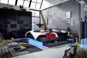 Современная спальня Leonardo Dream - Мебельная фабрика «Möbel&zeit»
