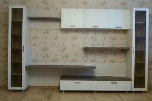 Современная стенка для гостиной - Мебельная фабрика «Формула уюта»