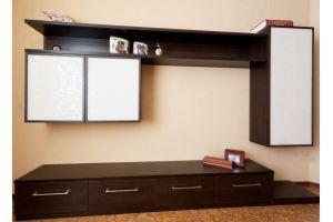 Современная стенка в гостиную - Мебельная фабрика «Найди»