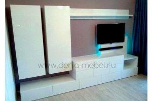 Современная стенка в гостиную - Мебельная фабрика «Дэрия»