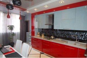 Современная стильная кухня - Мебельная фабрика «Арт-Тек мебель»