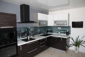 Современная угловая кухня - Мебельная фабрика «Мебель +5»