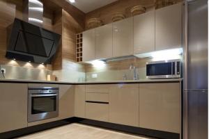 Современная угловая кухня - Мебельная фабрика «ARTOKEAN»