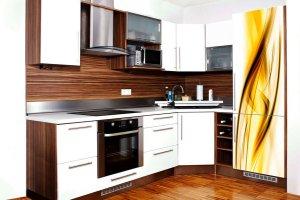 Современная угловая кухня - Мебельная фабрика «FORSETI»